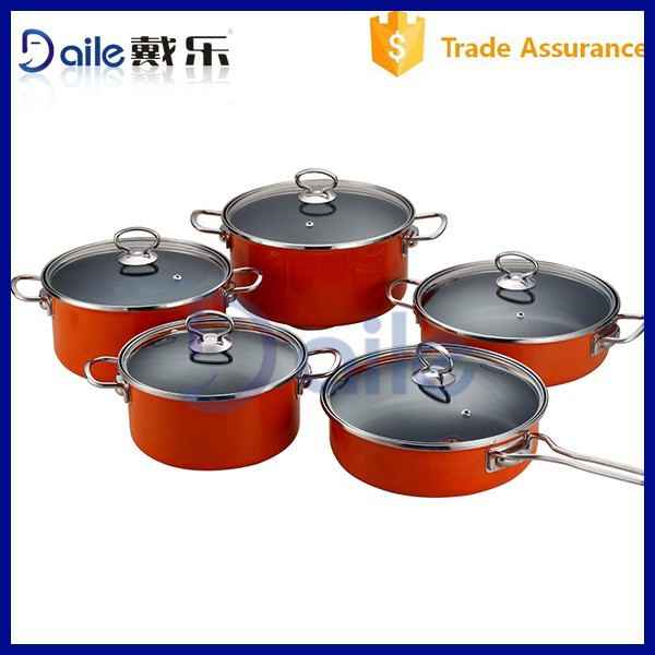 Non-stick Casserole Set